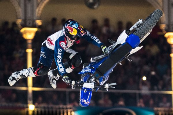 Record-breaking Pages wins X-Fighters in Madrid
