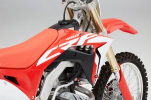 Bike: 2017 Honda CRF450R