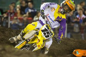 Radar: 2016 AUS Supercross Rd1 Jimboomba