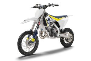 Bike: 2017 Husqvarna TC 50 and TC 65