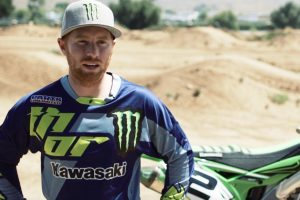 Viral: Ryan Villopoto testing for AUS-X Open