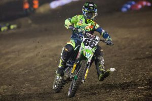 Solid start for National Pump Monster Energy Kawasaki Racing Team in Supercross