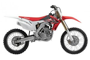 Bike: 2017 Honda CRF250R