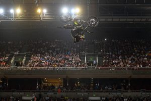Aussie ace Strong to defend FMX Best Trick gold at AUS-X Open