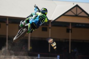 Hahn and Mosig collect strong haul points in Adelaide Supercross