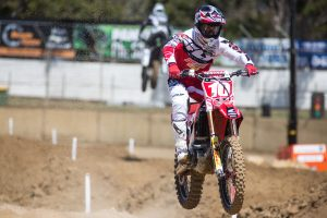 Honda Genuine Racing's Justin Brayton aims for race wins in final two rounds