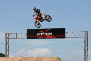 Brayton captures double victory at inaugural Rhythm X event