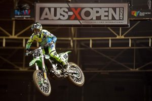 Hahn fourth, Mosig sixth in Australian Supercross Championship
