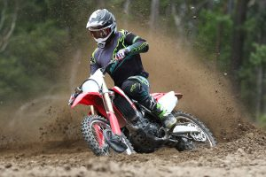 Overview: 2017 Honda CRF450R launch