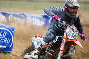 Limited options forces Dobson to consider MX2 class in 2017