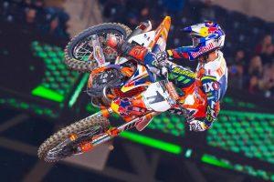 Rewind: Ryan Dungey's SX title runs