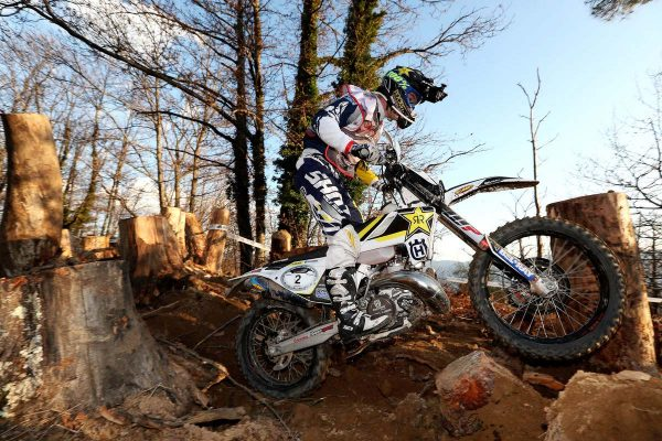Jarvis captures fifth-career Hell's Gate extreme enduro