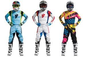 Product: 2017 Thor MX Pulse gear sets
