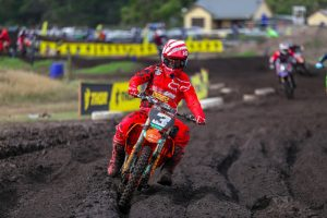 Home round for Raceline Pirelli KTM at Appin