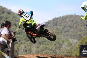 Serco Yamaha's 1-2 punch at Conondale