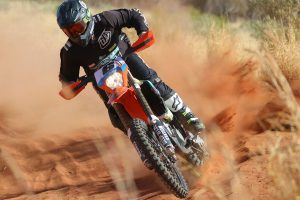 KTM aims to build a new Finke champion