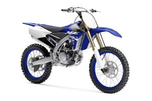Bike: 2018 Yamaha YZ250F