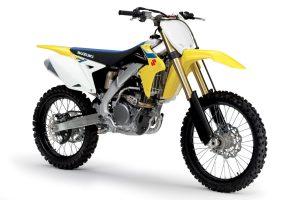 Bike: 2018 Suzuki RM-Z250