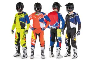 Product: 2018 Alpinestars Techstar Factory gear set