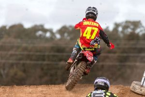 Waters fourth, Clout eighth in challenging Shepparton round