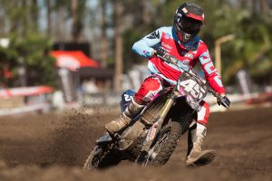 MX Nationals guest rides the 'right decision' for Mellross