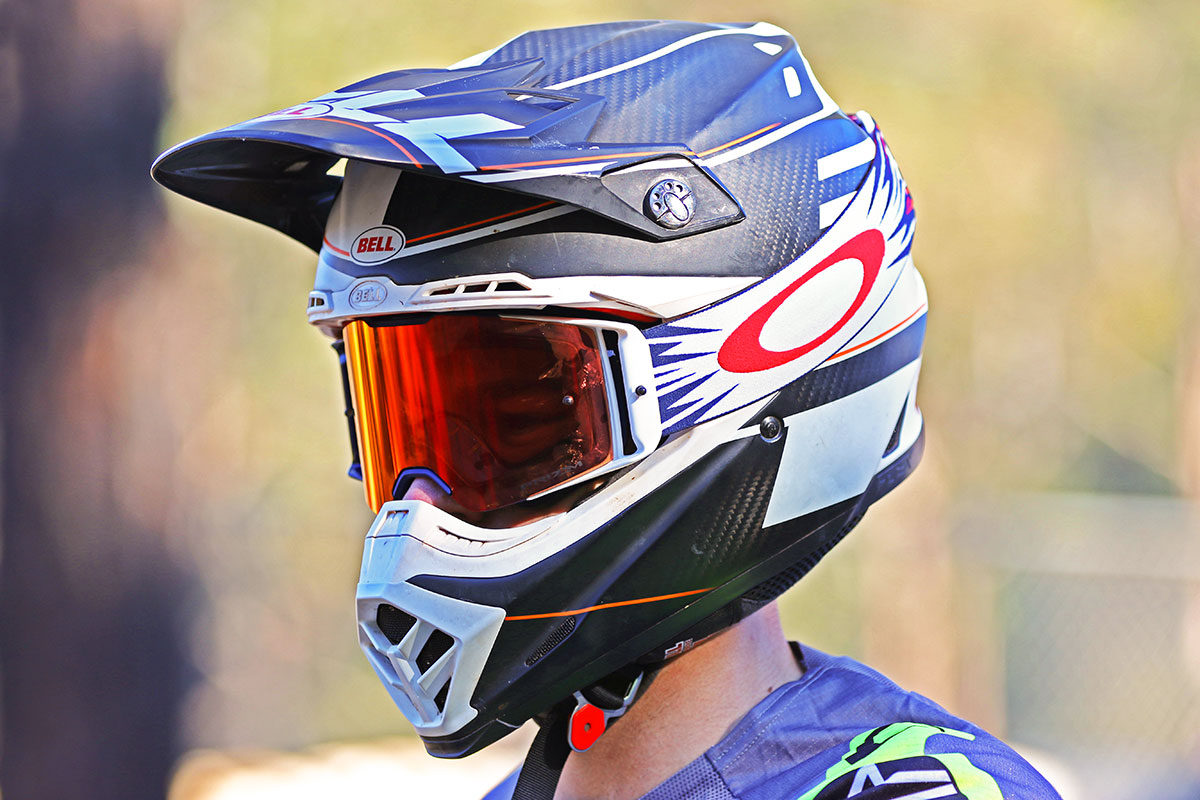 fff40922c52 Image  Alex Gobert (Foremost Media). With the rimless look featured on the  Front Line MX goggle