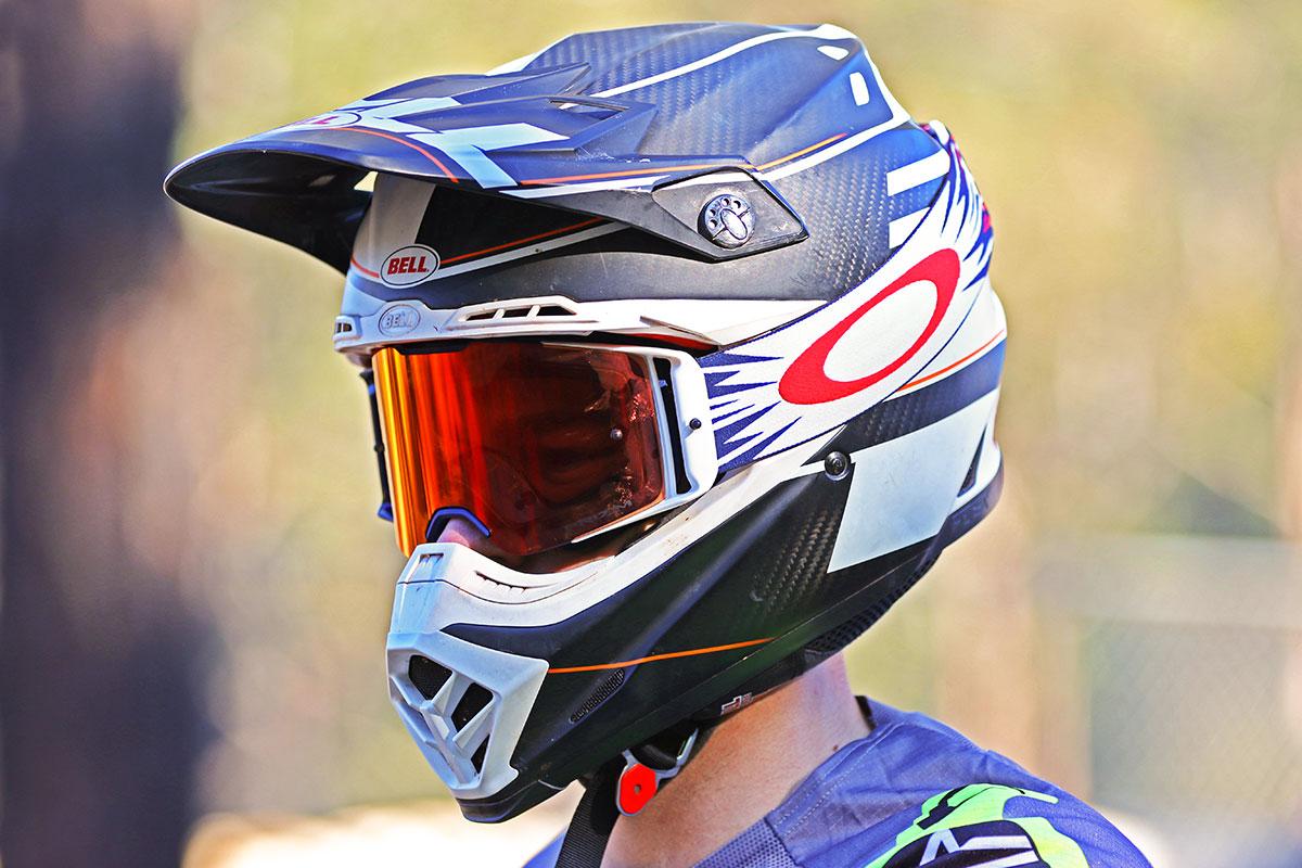 Review 2017 Oakley Front Line Mx Goggle Motoonline Com Au