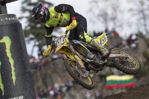 Tough Swedish grand prix sees Lawrence finish ninth overall