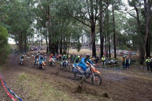 Yamaha AORC boasts up to 250 riders at Omeo this weekend