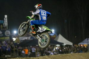 Reardon to build on Jimboomba podium in return to Kawasaki