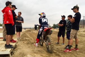 Roczen satisfied as preparations ramp up for 2018