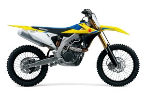Suzuki's highly-anticipated 2018 RM-Z450 now on sale