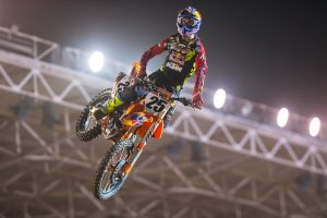 KTM's Musquin successfully defends Straight Rhythm title