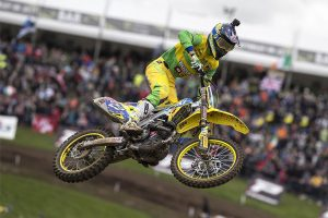 Lawrence shines on Saturday in maiden MXoN appearance