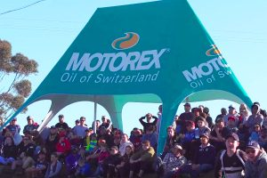BTS: Motorex AUS Supercross activation