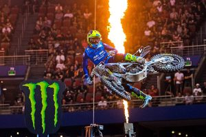 Rated: AUS Supercross SX2 winners