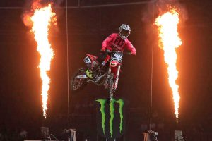 Blose rises for Sunday AUS-X Open SX2 win amid action