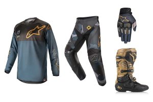 Product: 2018 Alpinestars Aviator LE gear set