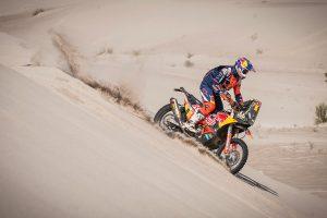 Dakar preparation the goal for Price ahead of Abu Dhabi season-opener