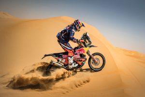 Price seventh in eventful Abu Dhabi Desert Challenge