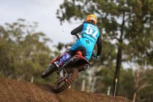 Penrite Pirelli CRF Honda Racing take steady result in Appin
