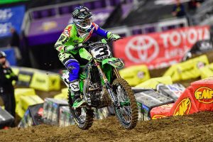 Tomac clinches Triple Crown title with Minneapolis win
