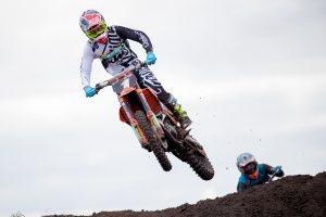 Wonthaggi podium a turning point for defending champion Mastin