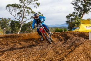 Honda Genuine Red Riders mean business at Wonthaggi double-header