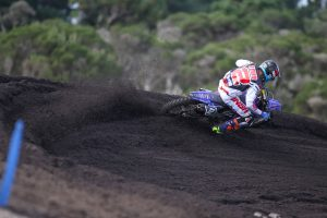 Todd takes control in MX2 championship chase