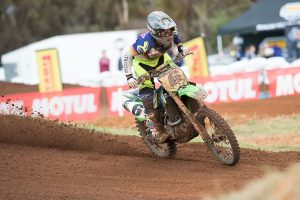 Viral: Complete Parts Kawasaki 2018 MX Nationals Murray Bridge recap