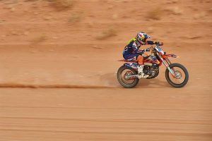 Record-breaking Price and Walsh lead KTM dominance at Finke