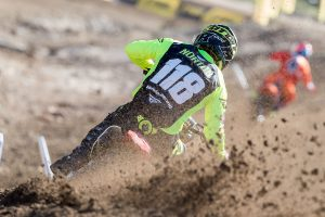 DPH Husqvarna replaces Mosig for final two nationals