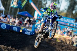 Motocross champion Todd rues main event mistake at Jimboomba
