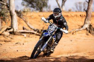 Styke establishes off-road capabilities with Broken Hill podium
